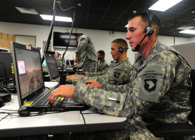 Армия США хочет увеличить количество призывников за счет рекламы в киберспорте и на YouTube