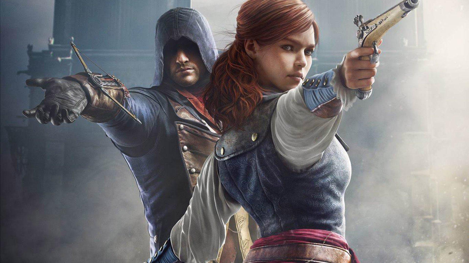 Assassin's Creed Unity и Rogue вскладчину повторили успех Black Flag
