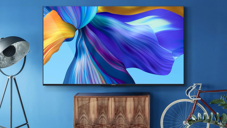 Представлена серия бюджетных «умных» 4К-телевизоров Honor X1 Smart TV