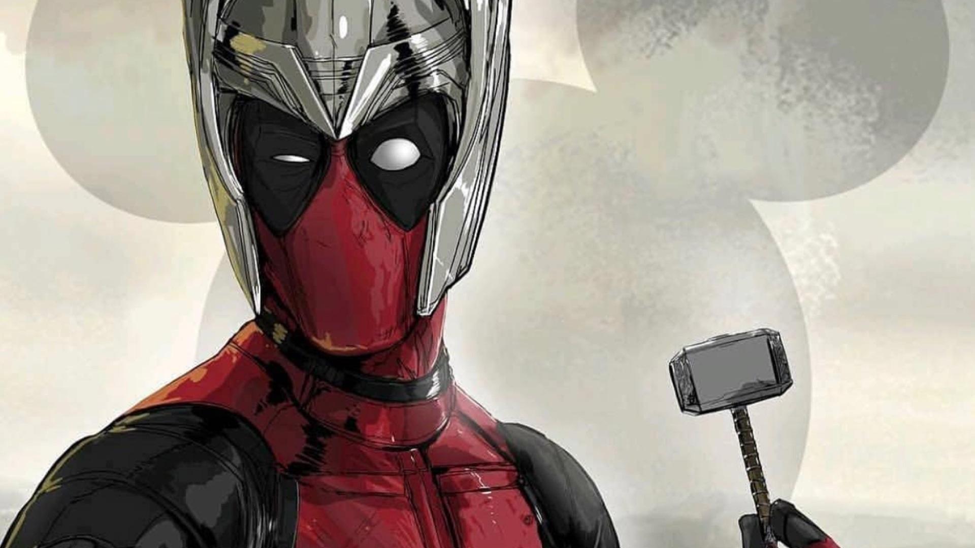Райан Рейнольдс пошутил, какой будет первая миссия Дэдпула вкиновселенной Marvel
