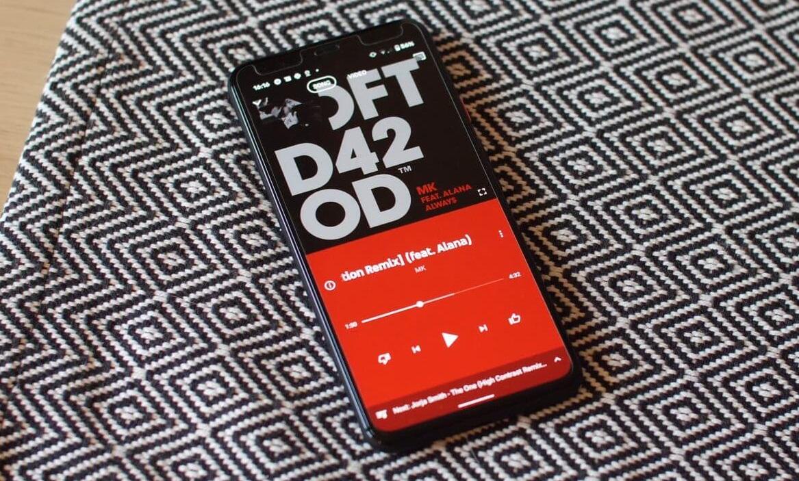 ВYouTube Music для iOS иAndroid появились тексты песен