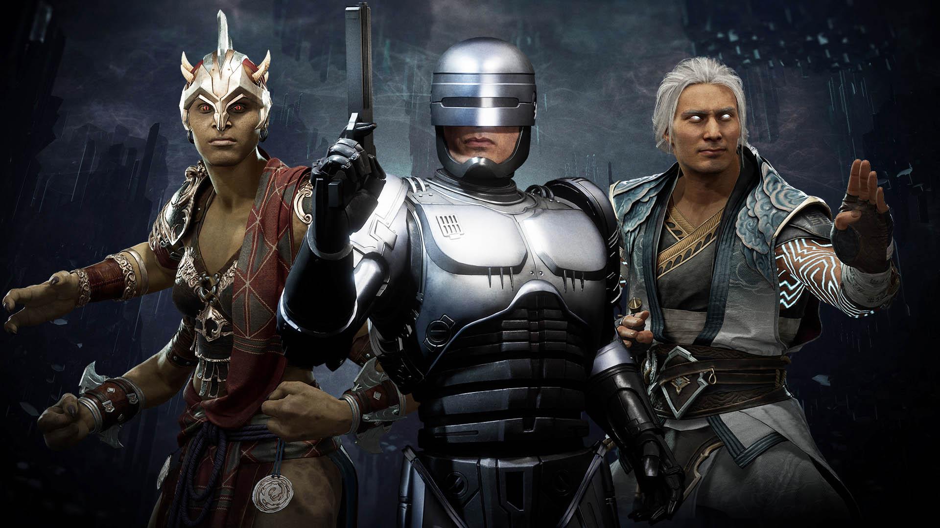Робокоп, Шива, Friendship иразвитие сюжета Mortal Kombat 11— что еще будет вдополнении Aftermath?