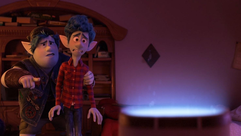 Рецензия на мультфильм «Вперед» от Disney и Pixar. Герои мерча и магии