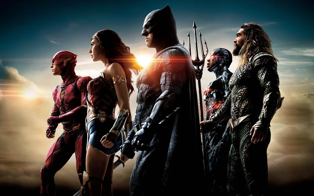 Как звезды ифанаты отреагировали навыход «Лиги Справедливости» Зака Снайдера