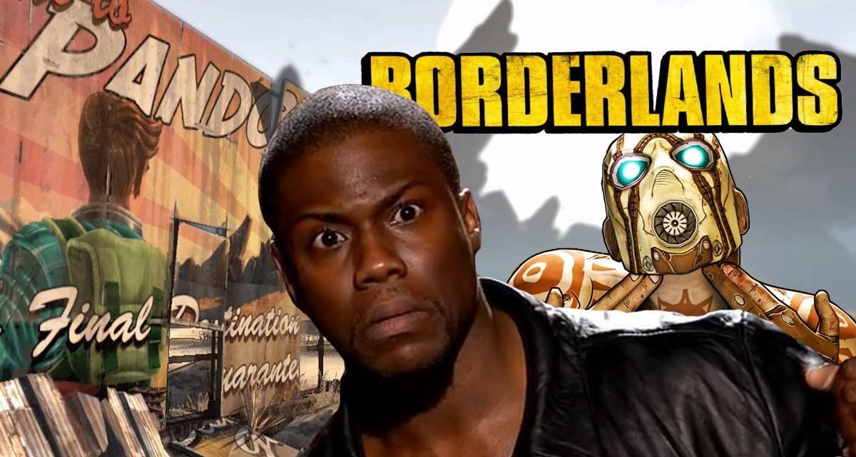 СМИ: Кевин Харт сыграет Роланда вэкранизации игры Borderlands