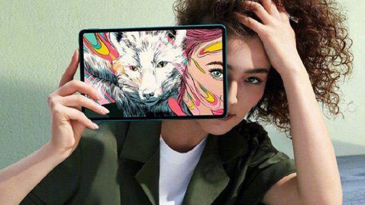 Представлен планшет Honor Tab V6— внешняя копия iPad Pro 2020, носподдержкой Wi-Fi 6+ и5G
