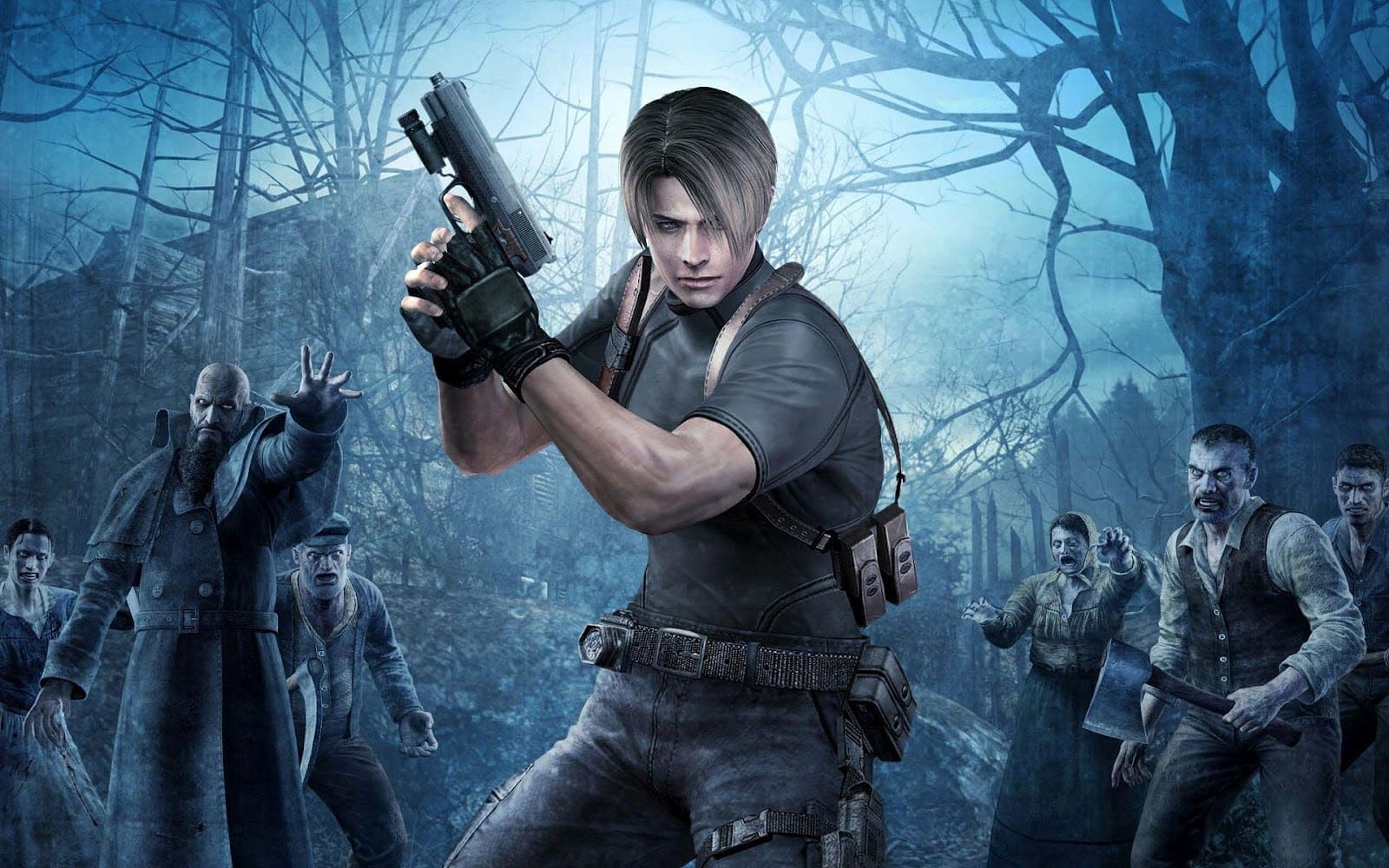 Соавтор Resident Evil прокомментировал возможный ремейк четвертой части серии