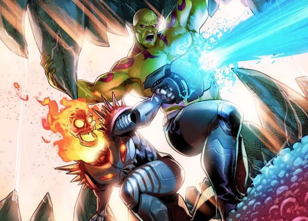 Marvel продолжает тизерить новый состав Стражей Галактики. Кто попадет вкоманду?