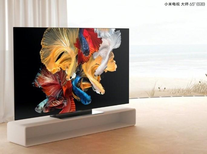 Xiaomi представила первый OLED-телевизор за130 тысяч рублей