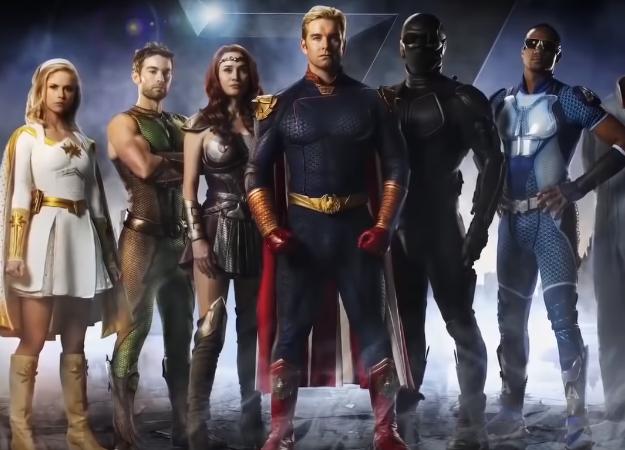 Обзор пилота «Пацанов»— жесткой супергеройской сатиры отсоздателей Supernatural иPreacher