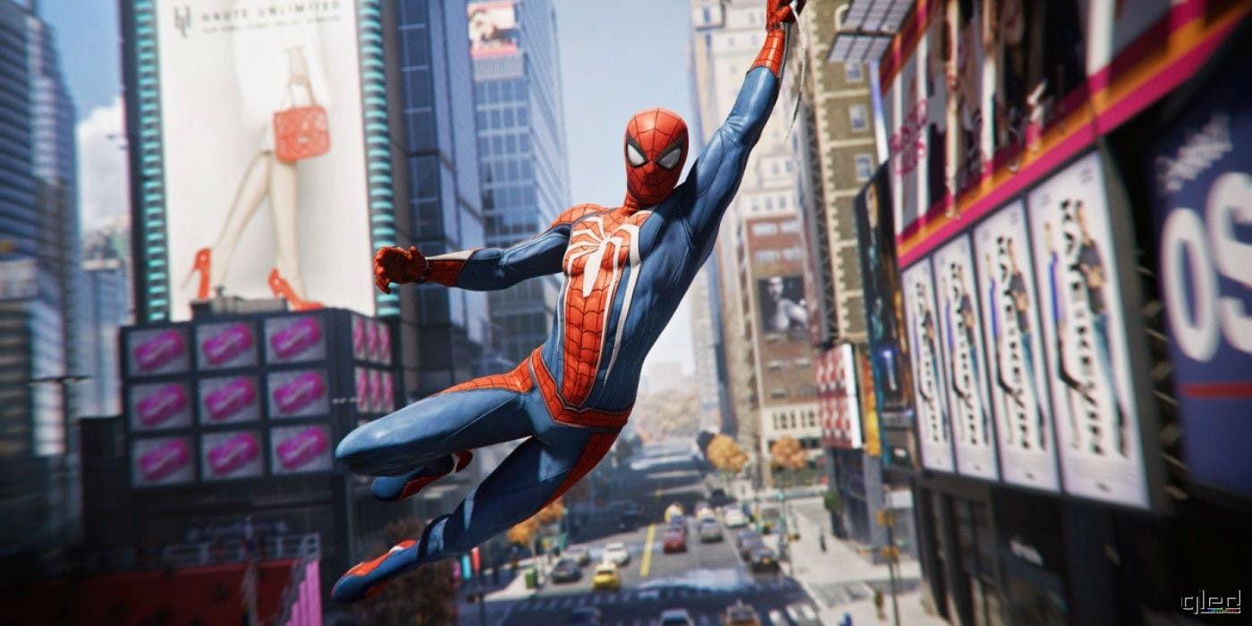 Сохранения Spider-Man cPS4 нельзя перенести времастер наPS5