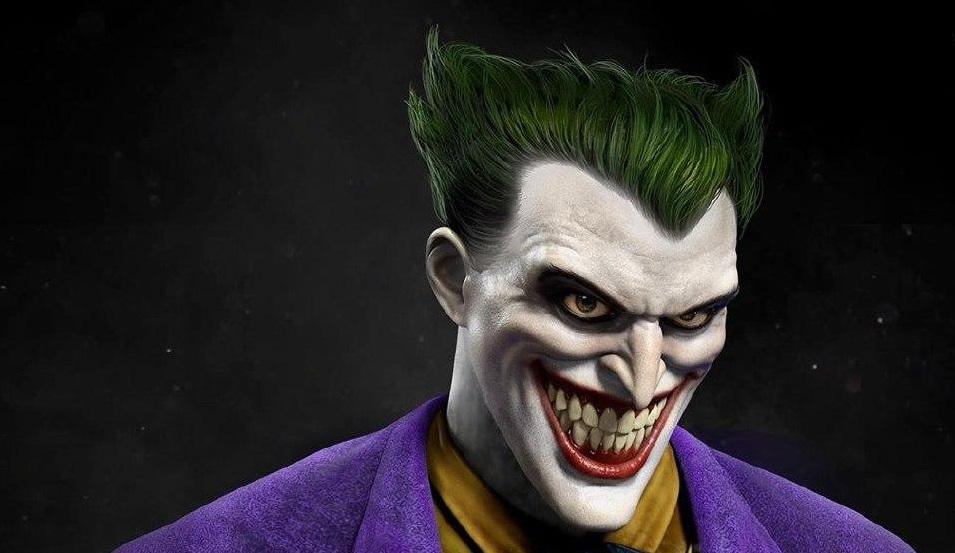 Бэтмен игалерея злодеев— крутой арт отхудожника God ofWar