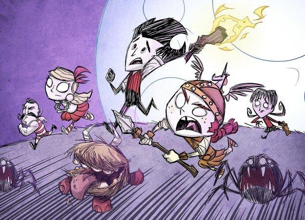 Выживать веселее вместе: Don't Starve Together выйдет на PS4