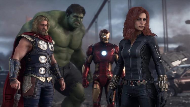 Авторы Marvel's Avengers готовы ккритике игры состороны фанатов комиксов ифильмов