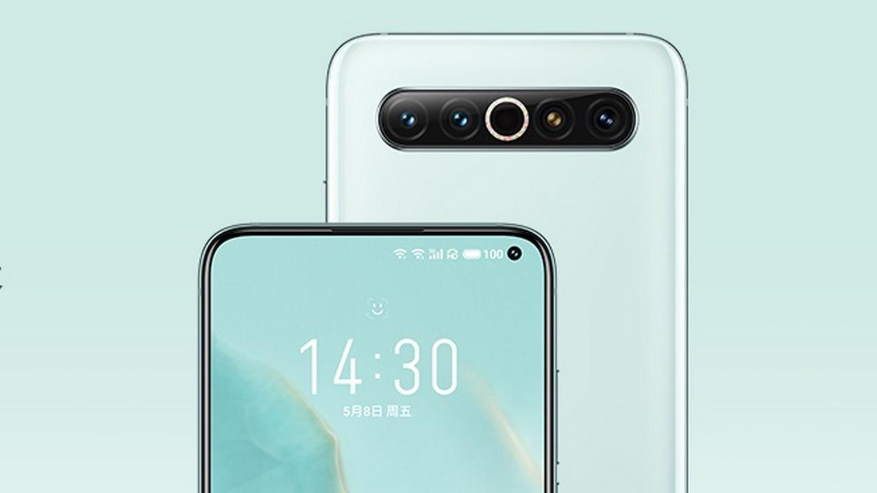 Бюджетный флагманский камерофон Meizu 17 получил яркий дизайн ивыделяется среди конкурентов