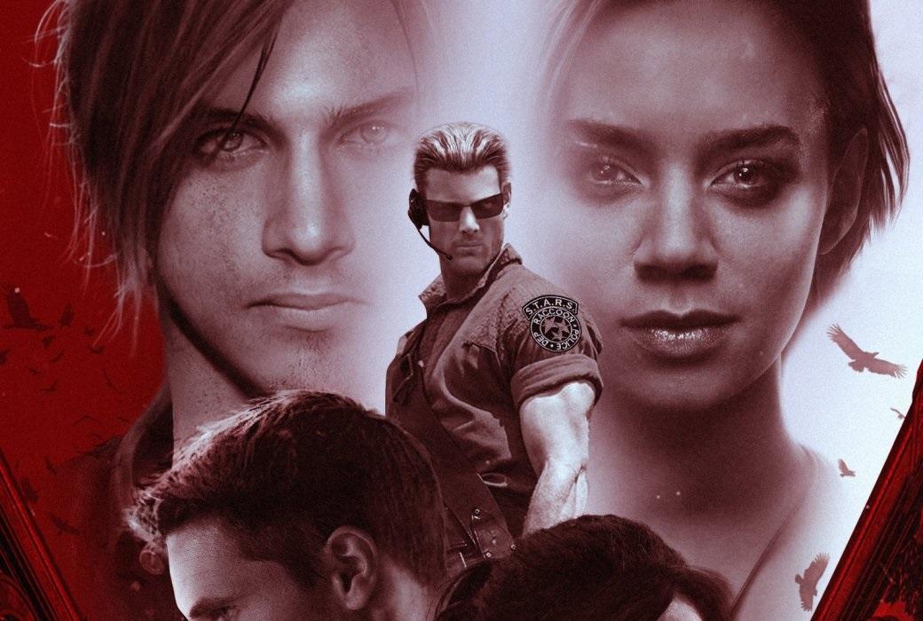 Появился первый постер нового фильма по Resident Evil без Миллы Йовович