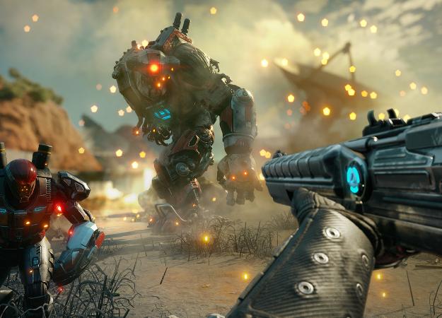 Gamescom 2018. Авторы RAGE 2 об открытом мире, квестах, оружии и DLC