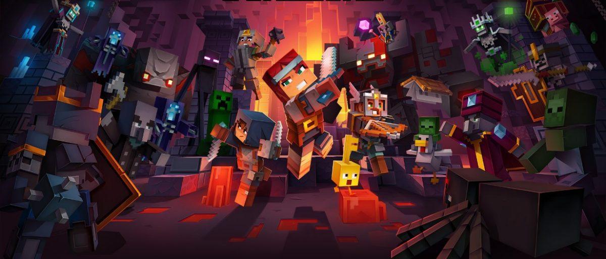 Появились оценки Minecraft Dungeons. Что оней пишут критики?