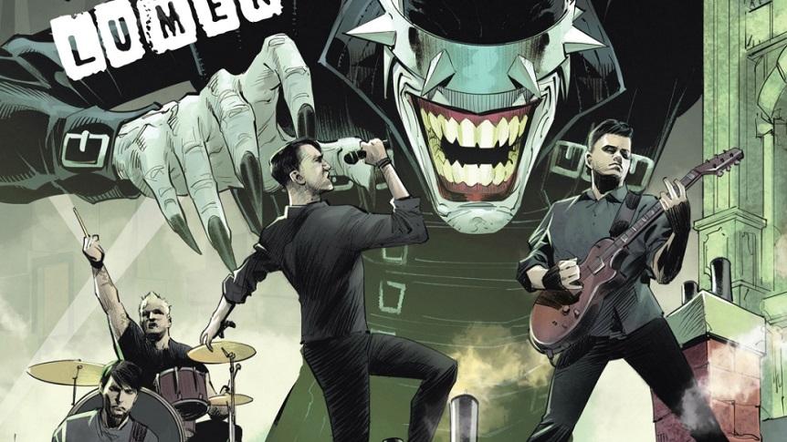 Эксклюзивная премьера клипа «Lumen— Страх» на«Канобу». Саундтрек ккомиксу про злых Бэтменов