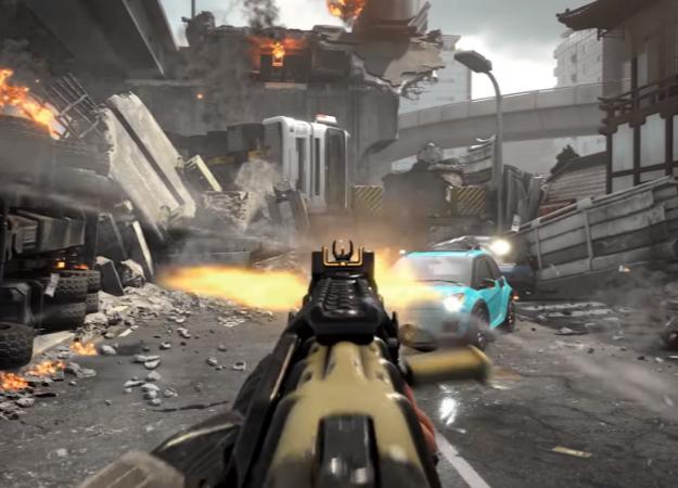 Штурмовые винтовки в Call of Duty: Black Ops 4. На чем тащить?