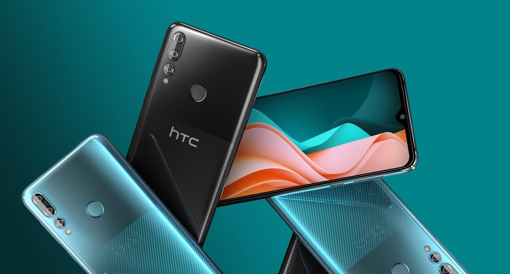 ВРоссии начались продажи бюджетного смартфона HTC Wildfire E2