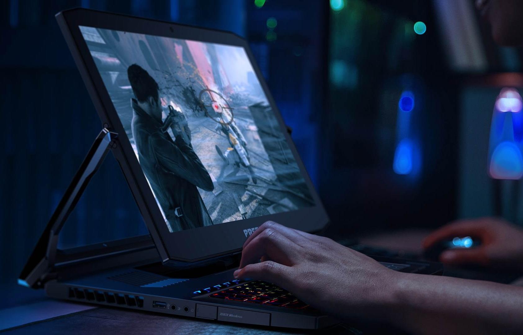 Acer Predator стал официальным ПКтурнира Intel Extreme Masters