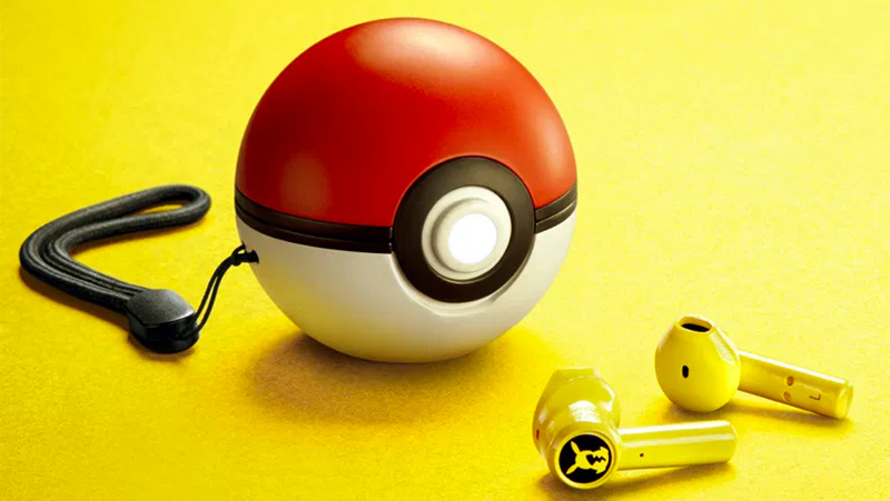 Представлены Razer Pokemon Pikachu True Wireless— беспроводные наушники для фанатов покемонов