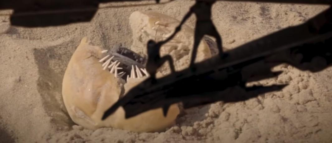 В сети появился ремейк трейлера «Дюны». Его бюджет всего 20 долларов