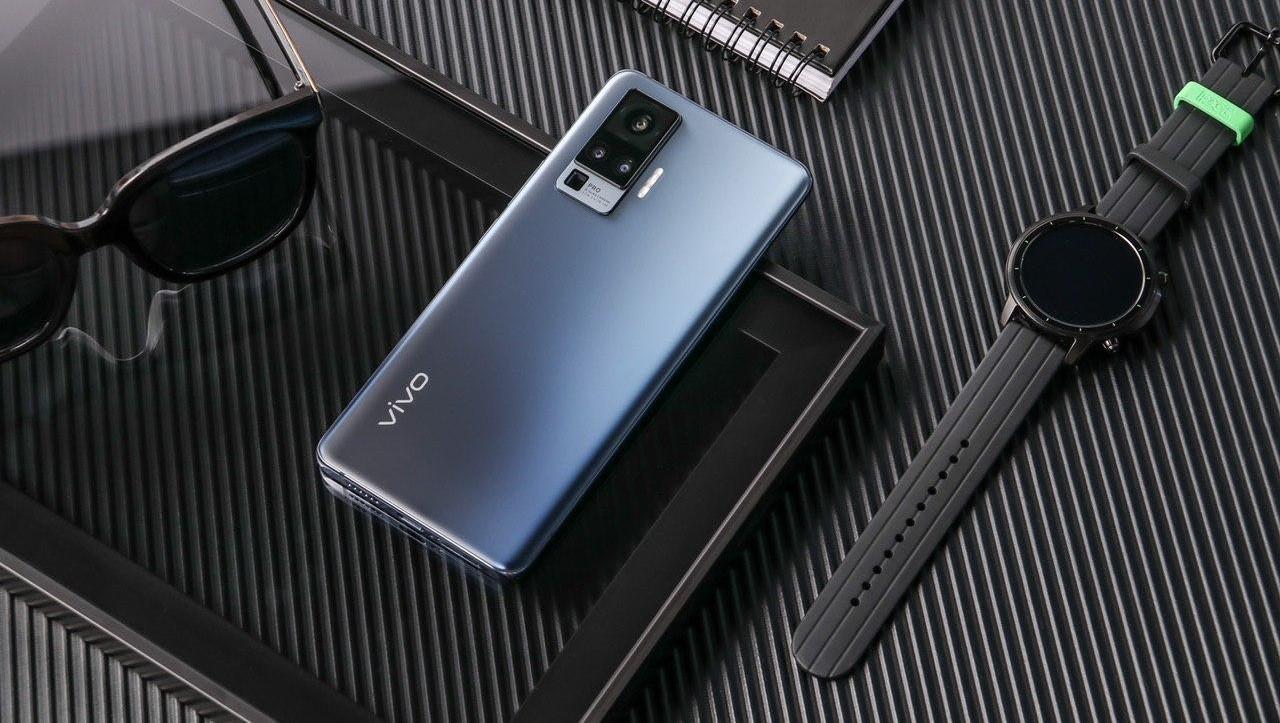 Представлена линейка топовых камерофонов Vivo X50