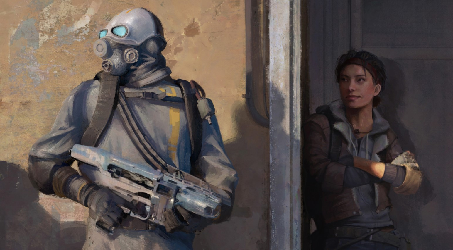 Half-Life: Alyx наконец вышла. Это первая игра серии за12 лет