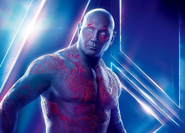 Пословам Дейва Батисты, Дракс будет расстроен тем, что это неонубил Таноса