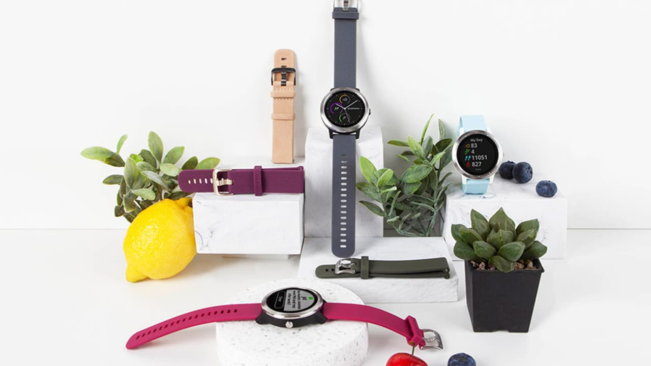 Garmin представила смарт-часы Vivoactive 3 Element