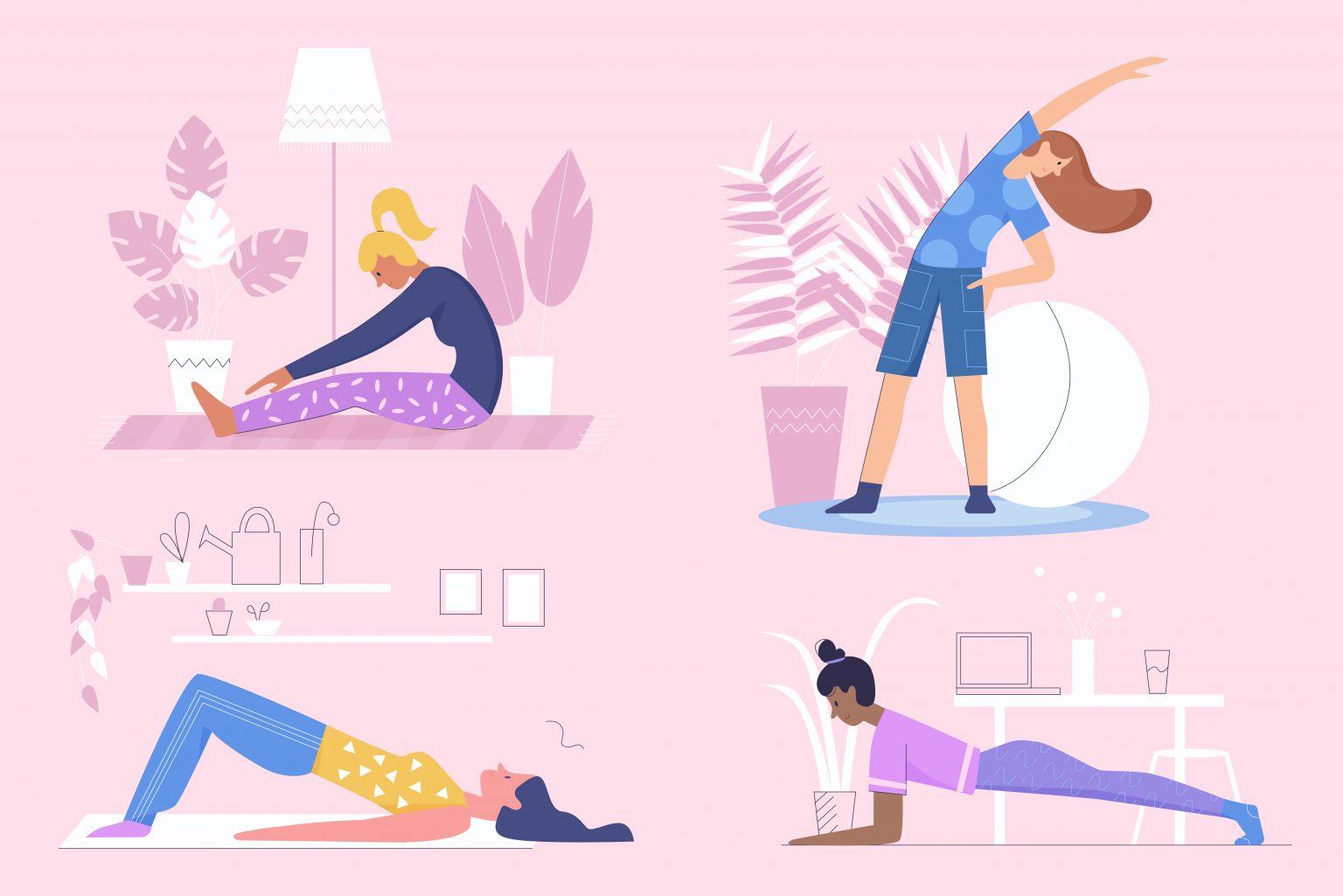 Сядь прямо: 4 совета, как сохранить здоровую спину, если выпользуетесь ноутбуком