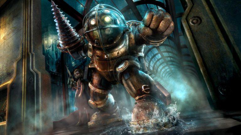 Как три части серии BioShock выглядят иработают наSwitch? Отвечаем скриншотами игифками