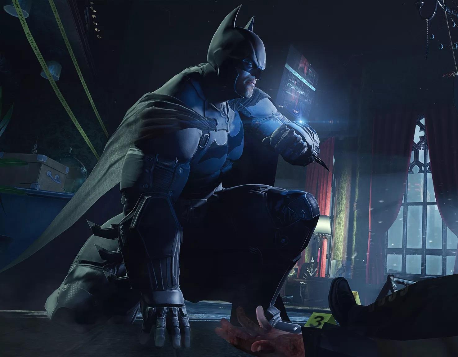 В новой игре про Бэтмена будет несколько игровых персонажей — о чем рассказал инсайдер