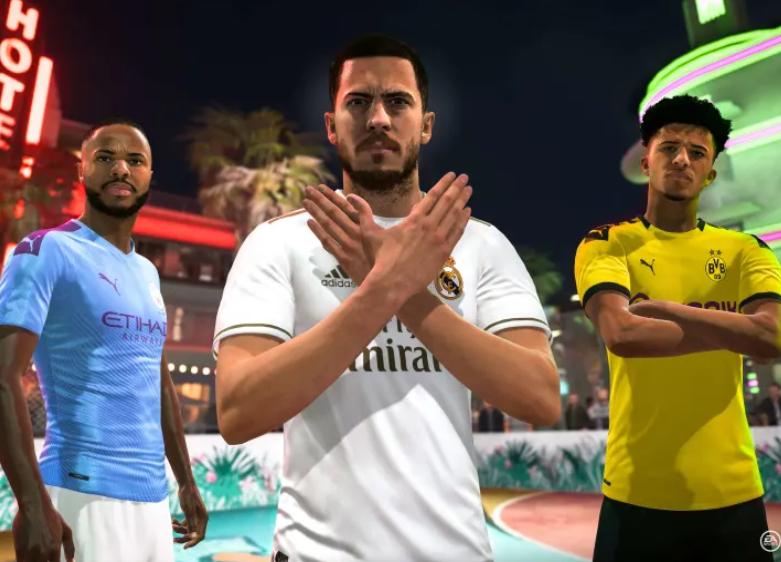Победителя на турнире по FIFA 20 выявили с помощью «камень-ножницы-бумага»