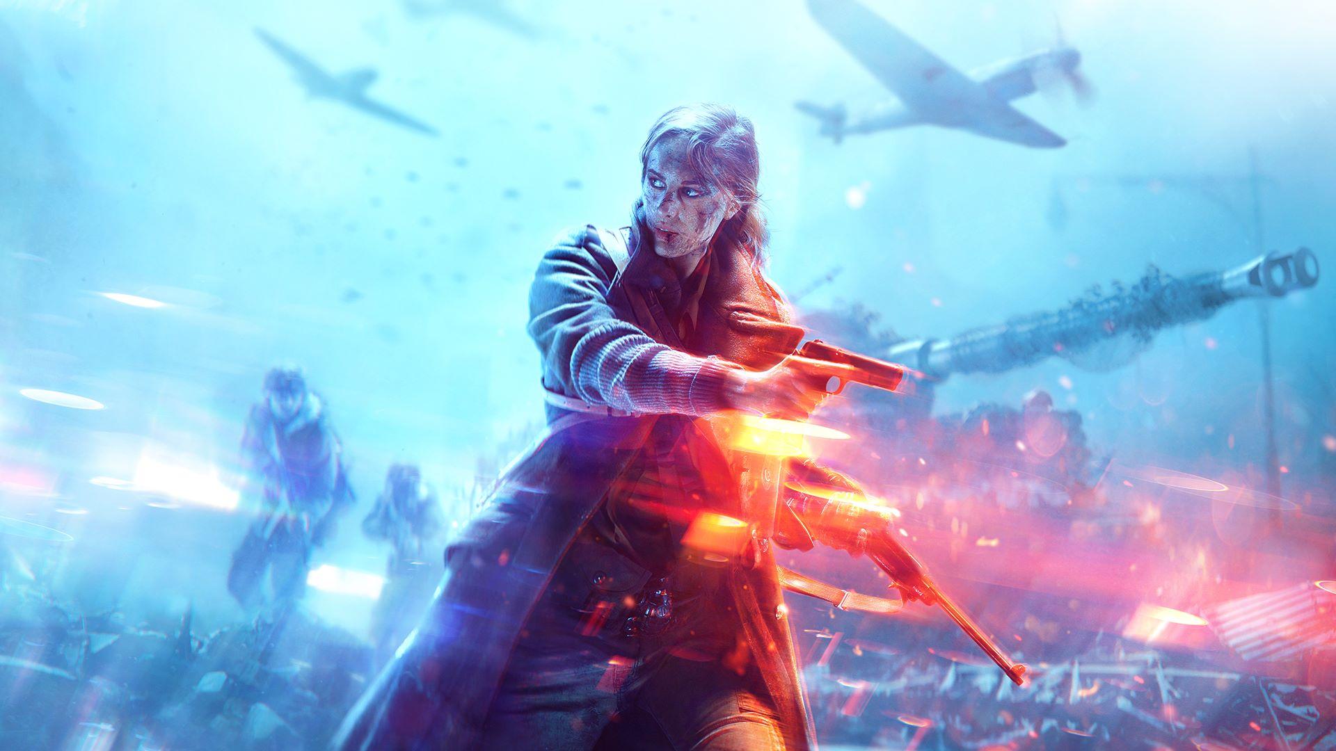 Датамайнер поделился деталями «королевской битвы» в Battlefield V