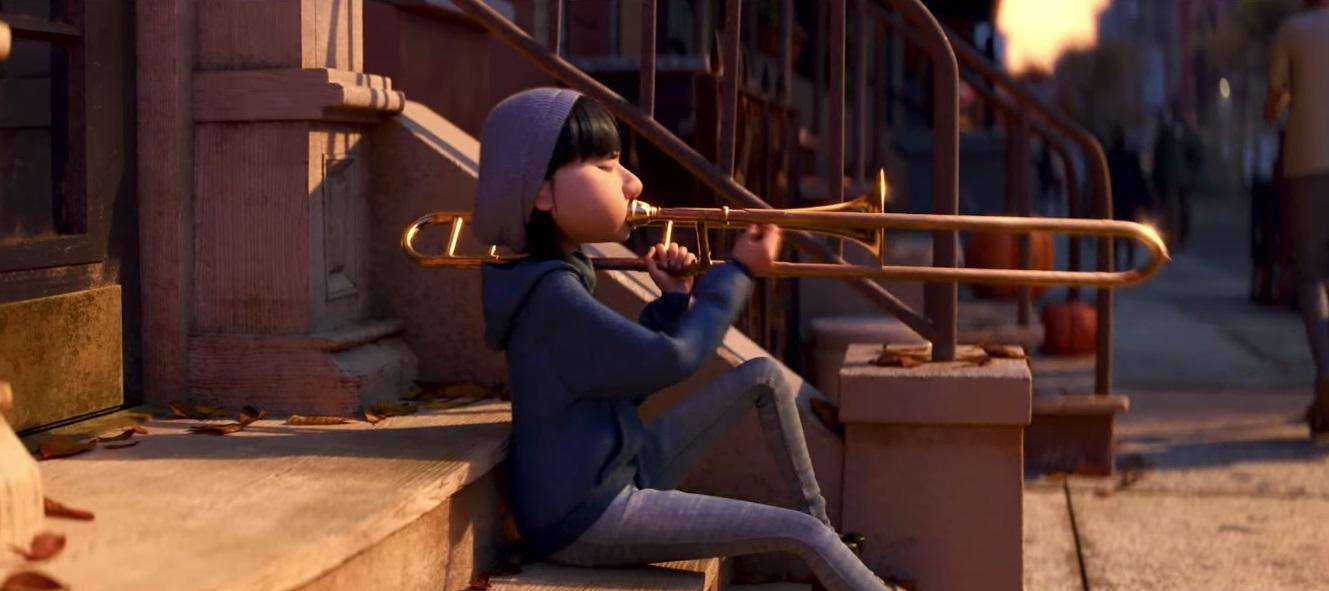 Первый тизер-трейлер «Души» — мультика про джазмена от режиссера «Головоломки»