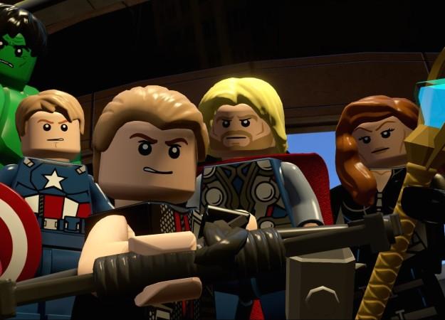 Как потрадиции: наборы LEGO вновь спойлерят сюжетные подробности фильма «Мстители. Финал»