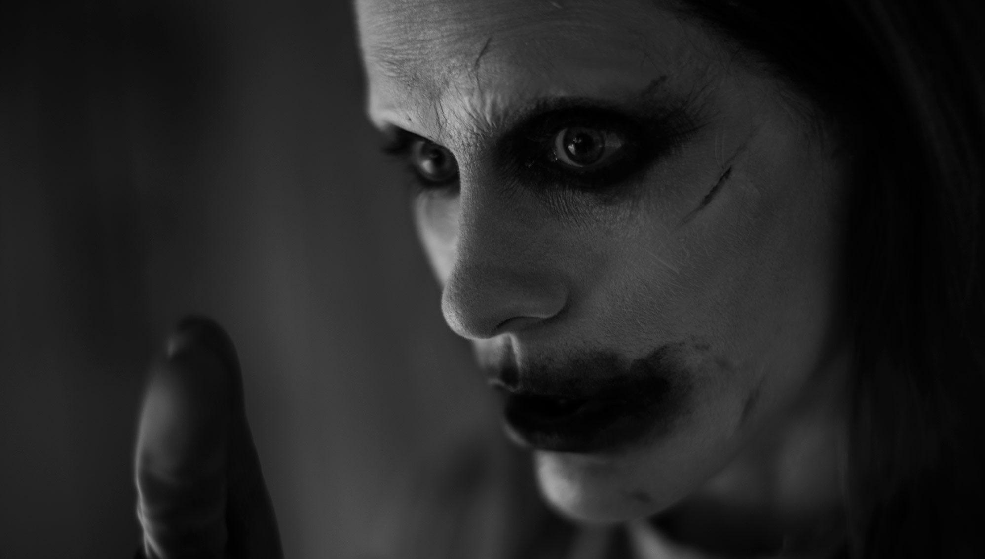 Зак Снайдер показал Джокера Джареда Лето из«Лиги справедливости» без тату исдлинными волосами