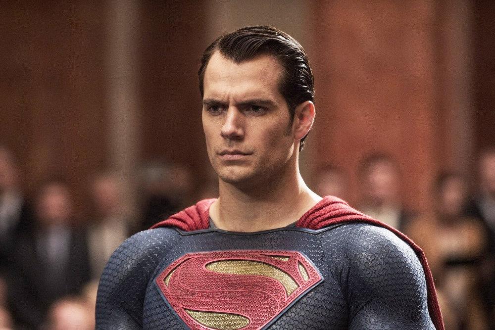 «Это удивительный персонаж»: Генри Кавилл нехочет расставаться сролью Супермена