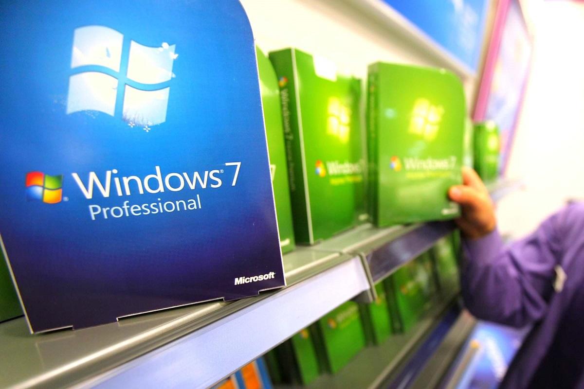 Windows 7 жив инеплохо себя чувствует. «Семерка» установлена накаждом четвертом ПКвмире