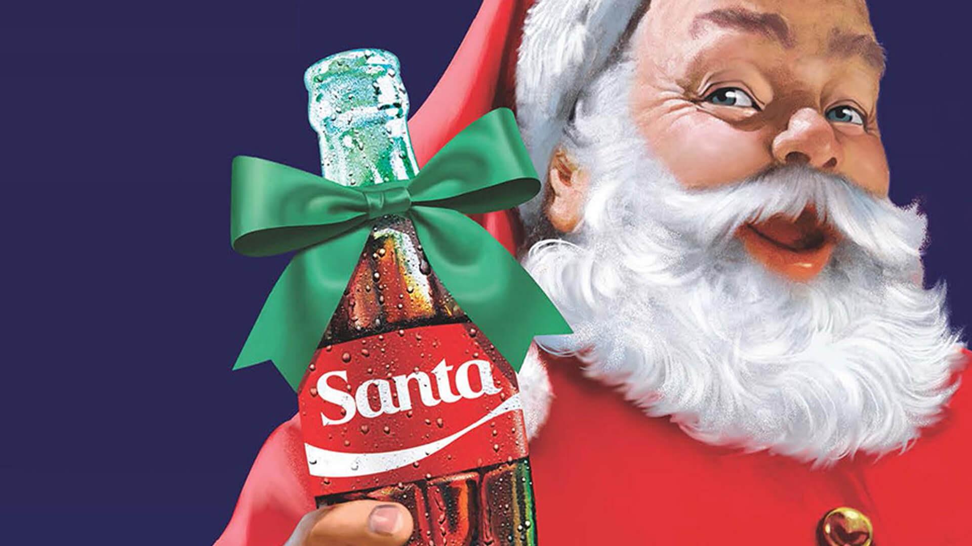 Тайка Вайтити снял рождественскую рекламу для Соса-Cola
