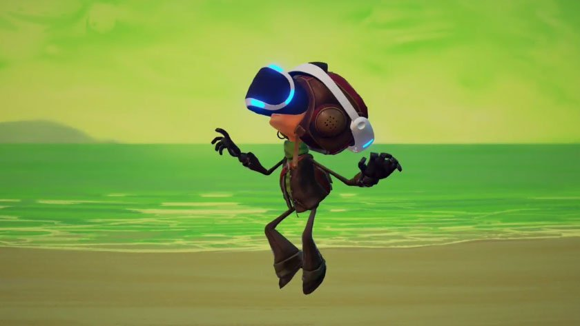 PSX 2015: VR-игра из серии Psychonauts выйдет на PS4 в 2016
