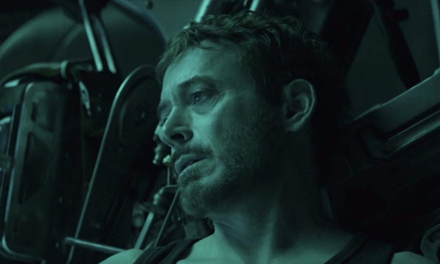 В IMAX-трейлере фильма «Мстители: Финал» видны новые подробности ситуации с Тони Старком