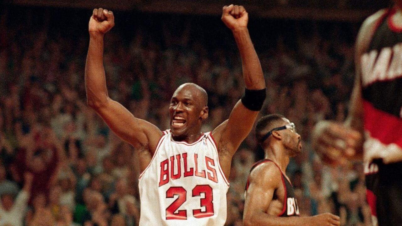 «Последний танец» сМайклом Джорданом— потрясающая документалка отриумфе игрока над спортом