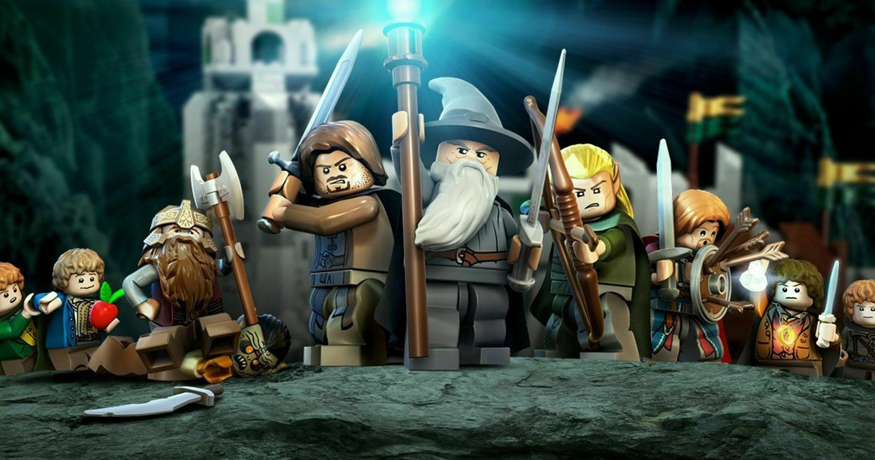 LEGO The Lord ofthe Rings вернулась вSteam. Еенебыло больше года