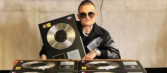 УМоргенштерна новый рекорд. Каждая песня сальбома «Легендарная пыль» стала платиновой