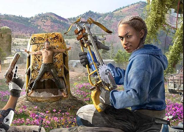 ВСеть утекли предположительная обложка иподзаголовок новой Far Cry