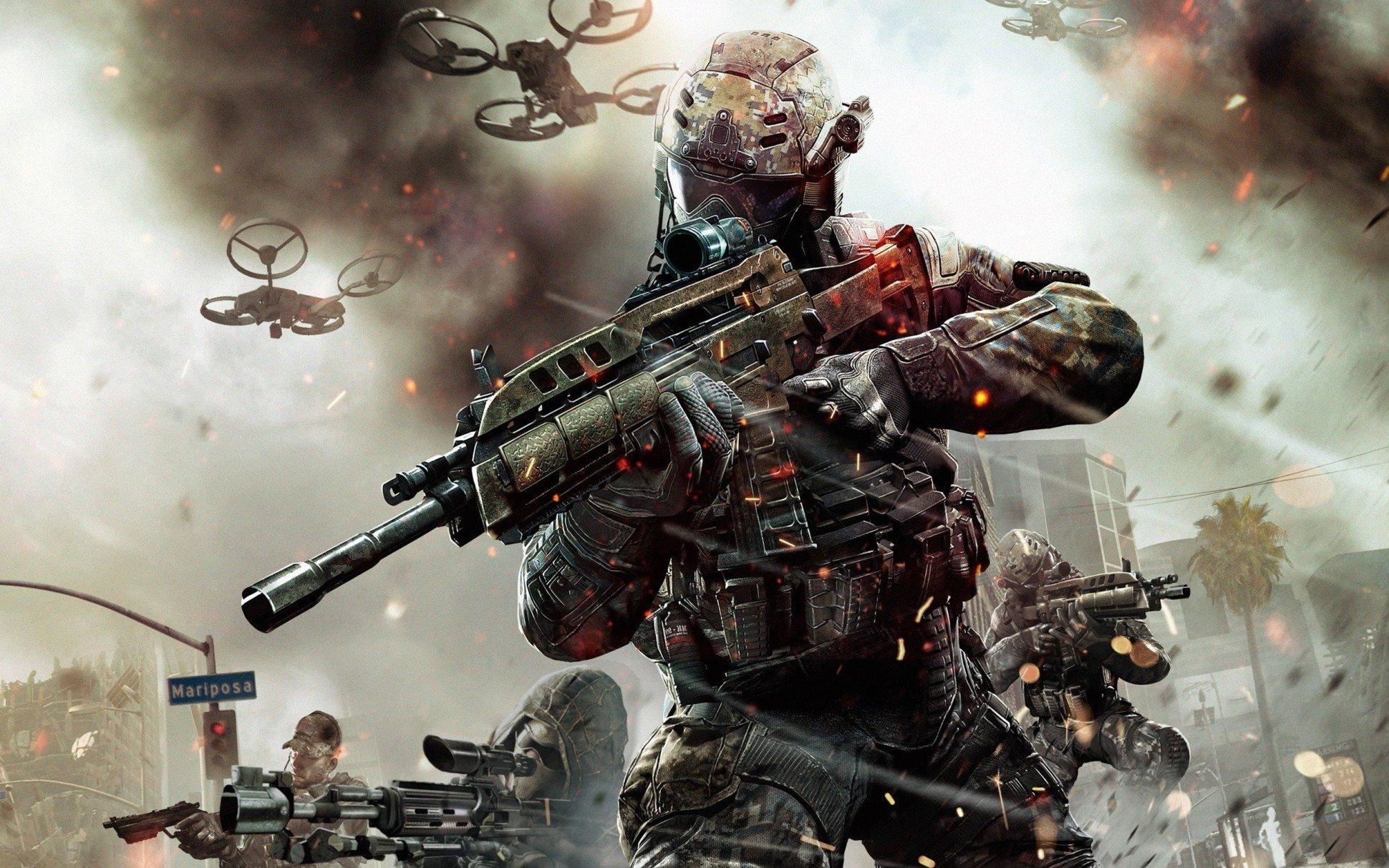 Новый патч к Call of Duty: Black Ops 3 добавил в игру микротранзакции